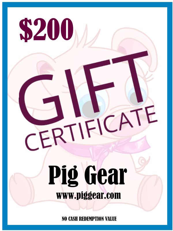 Gift Certificate - 200