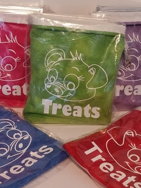 Mini Pig Treat Bag