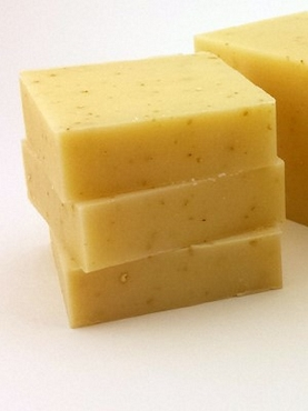 Cherry Almond- Olive Oil Soap