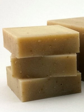 Oatmeal Milk & Honey- Olive Oil Soap