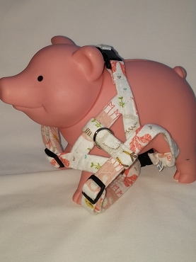 Small Mini PIg Harness - S-1721A