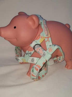 Small Mini PIg Harness - S-1721