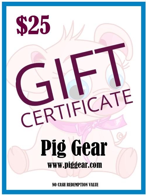 Gift Certificate - 25